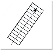 escalier-pour-comble-droit